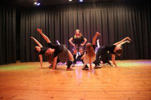 Aufführung der Gallneukirchner Dance4Fans-Clubs