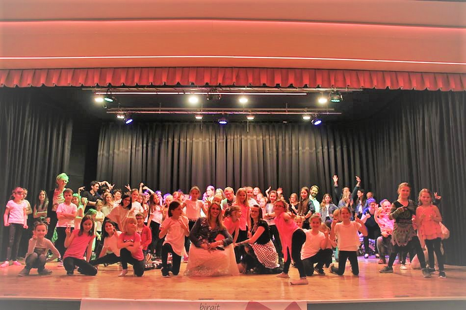Dance4Fans-Aufführungen