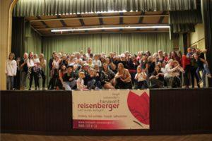 Aufführung der Freistädter Dance 4 Fans Clubs